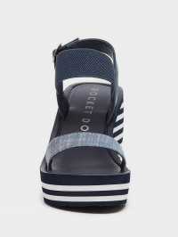 Сандалі  для жінок Rocket Dog TAMPICO TAMPICO BLUE/NAVY розмірна сітка взуття, 2017
