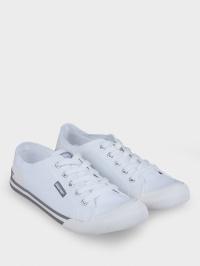 Кеди  для жінок Rocket Dog 8A CANVAS JAZZIN WHITE ціна взуття, 2017