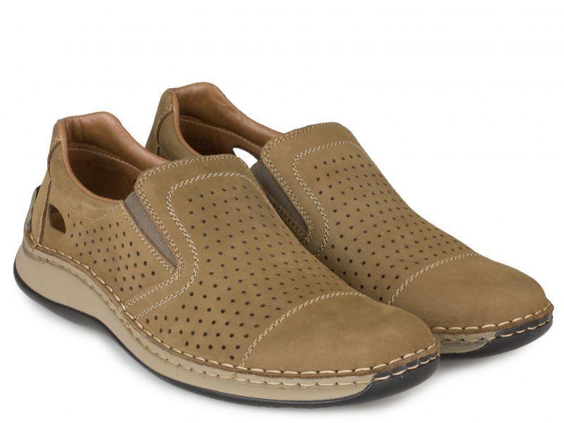 Полуботинки для мужчин RIEKER RK387 размеры обуви, 2017