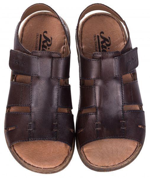 Сандалии для мужчин RIEKER RK418 размеры обуви, 2017