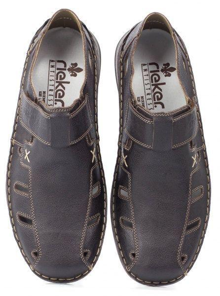 Полуботинки для мужчин RIEKER RK455 купить обувь, 2017