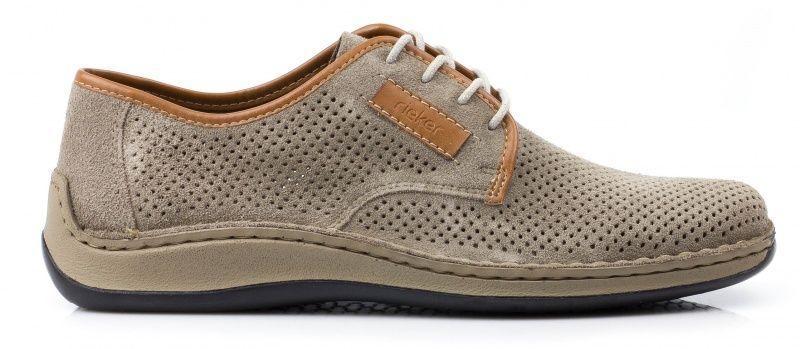 Полуботинки для мужчин RIEKER RK459 размеры обуви, 2017