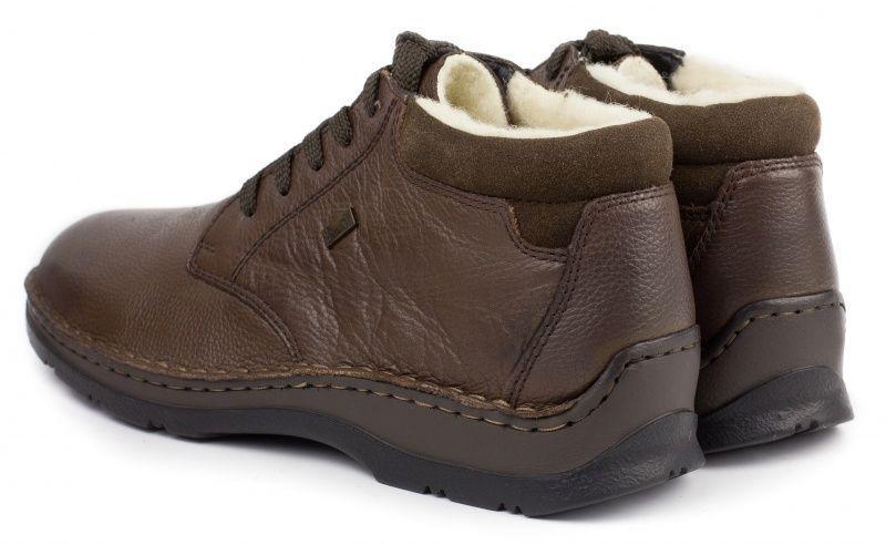 Ботинки для мужчин RIEKER RK477 размеры обуви, 2017