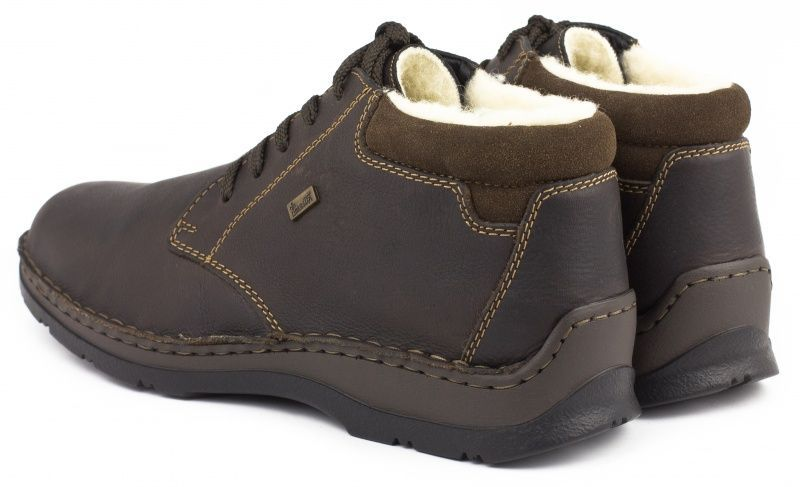 Ботинки для мужчин RIEKER RK478 купить обувь, 2017