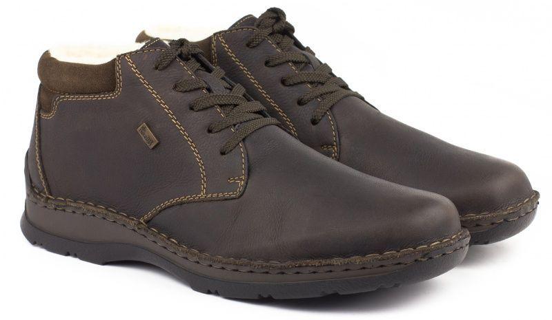Ботинки для мужчин RIEKER RK478 размеры обуви, 2017