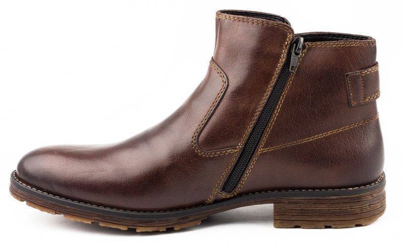 Ботинки для мужчин RIEKER RK479 размерная сетка обуви, 2017