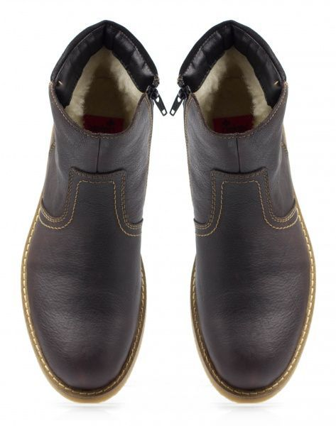 RIEKER Ботинки  модель RK482 размерная сетка обуви, 2017