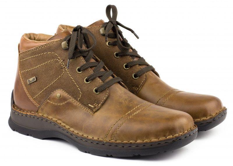 Ботинки для мужчин RIEKER RK483 размеры обуви, 2017