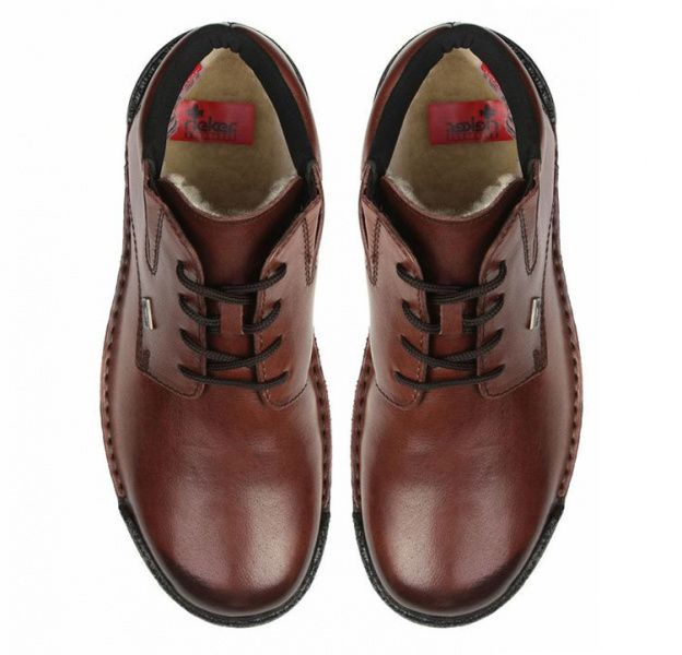 Ботинки для мужчин RIEKER RK495 размерная сетка обуви, 2017