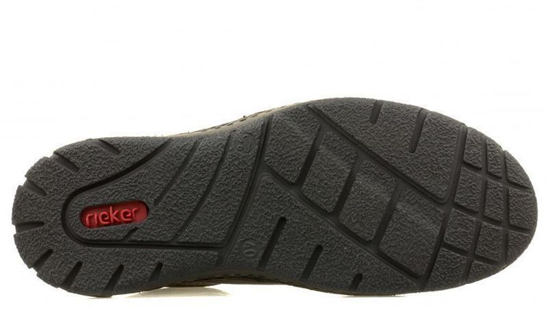 Ботинки для мужчин RIEKER RK496 брендовые, 2017