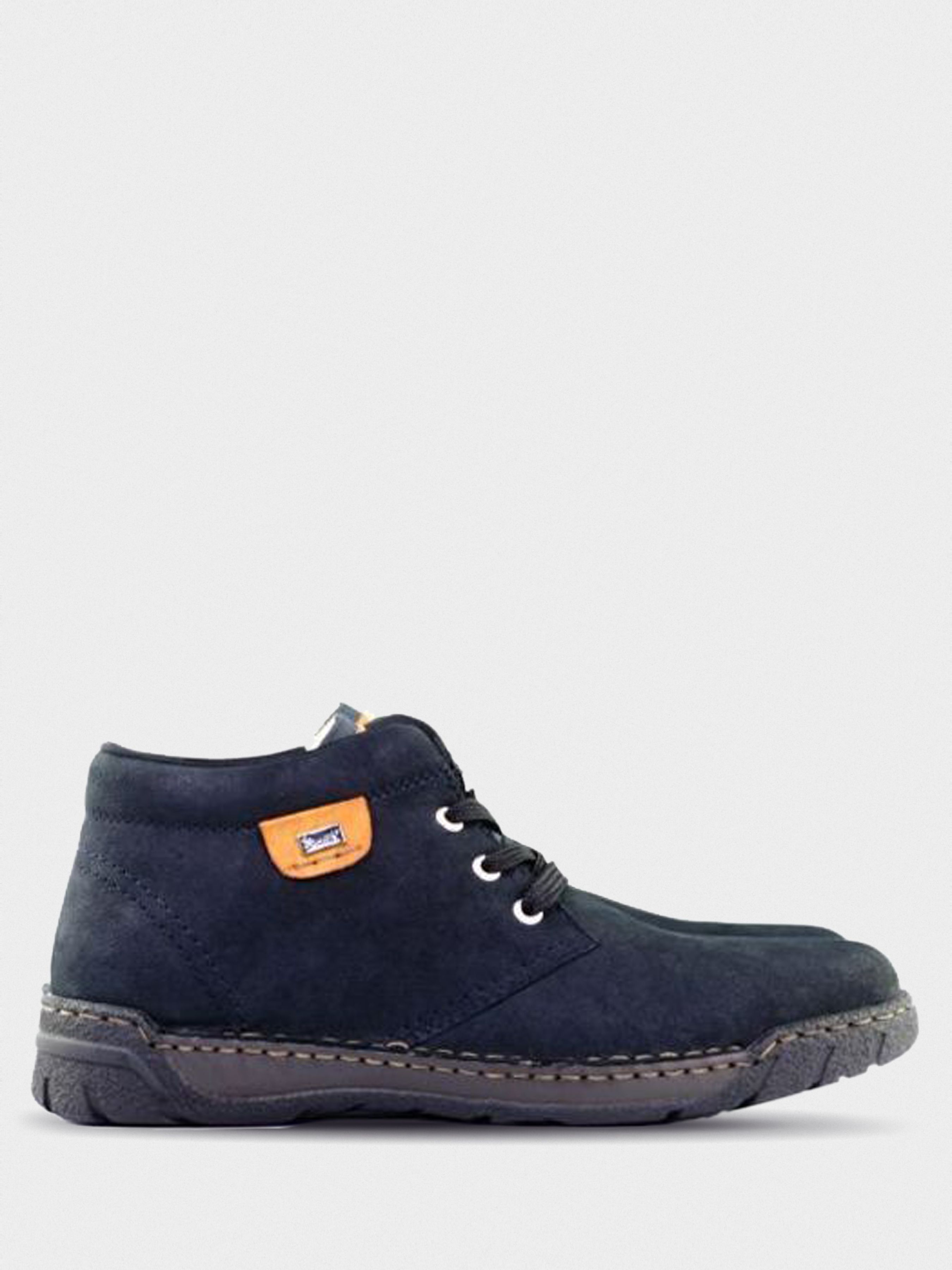 Ботинки для мужчин RIEKER RK506 размеры обуви, 2017