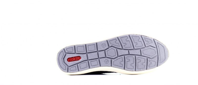 RIEKER Ботинки  модель RK507 размерная сетка обуви, 2017