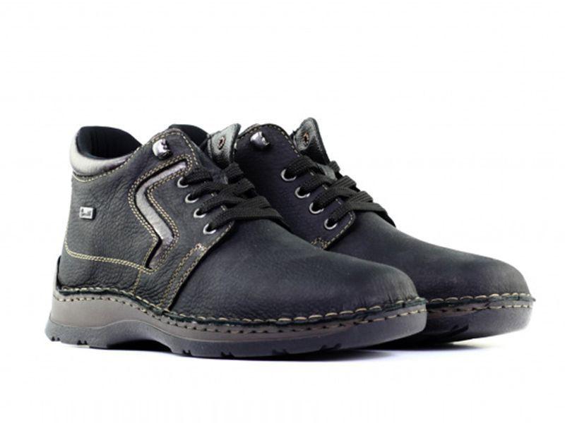 Ботинки для мужчин RIEKER RK513 размеры обуви, 2017
