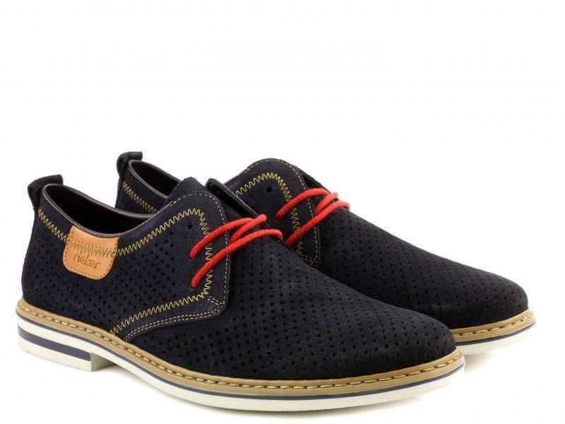 Полуботинки для мужчин RIEKER RK528 купить обувь, 2017