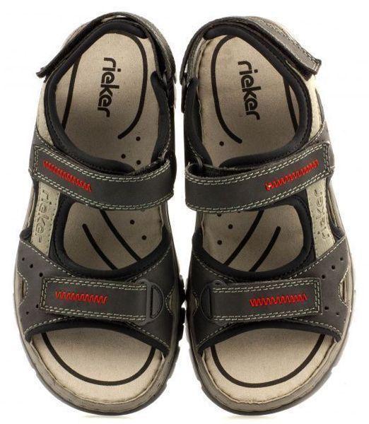 Сандалии для мужчин RIEKER RK539 купить обувь, 2017