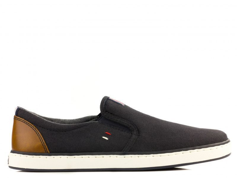 Cлипоны для мужчин RIEKER RK541 размерная сетка обуви, 2017
