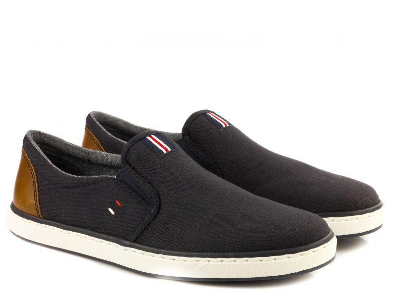 Cлипоны для мужчин RIEKER RK541 размеры обуви, 2017