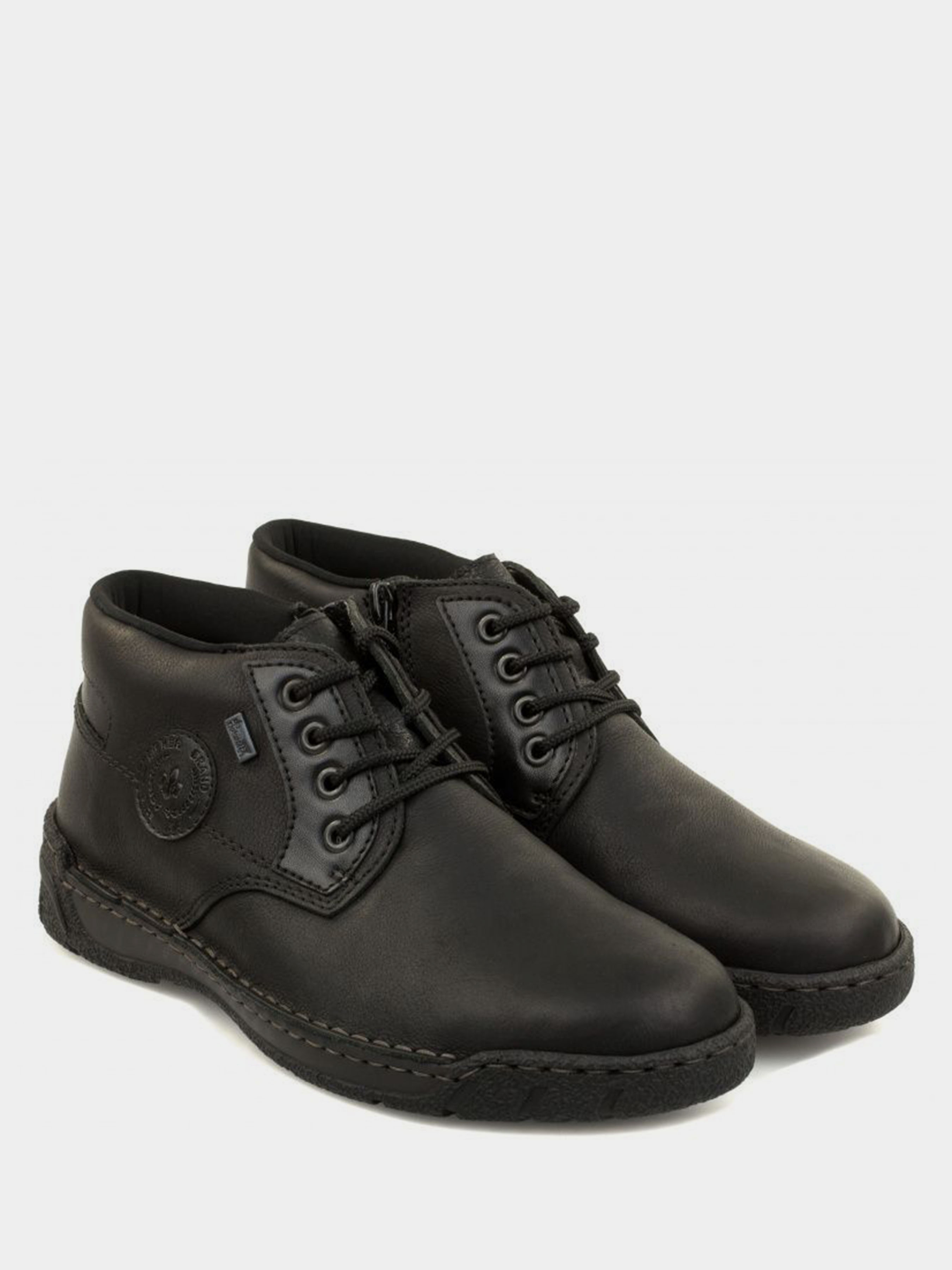 Ботинки для мужчин RIEKER RK550 размеры обуви, 2017