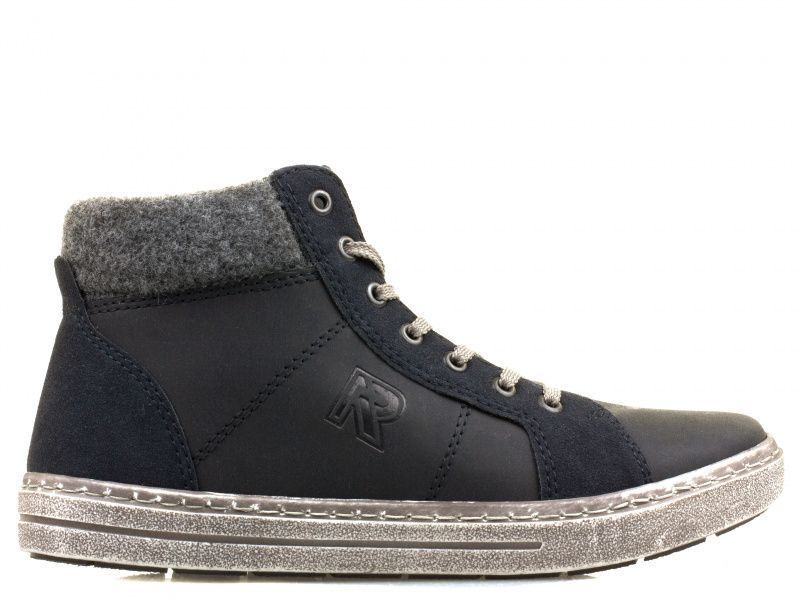Ботинки для мужчин RIEKER RK556 размерная сетка обуви, 2017