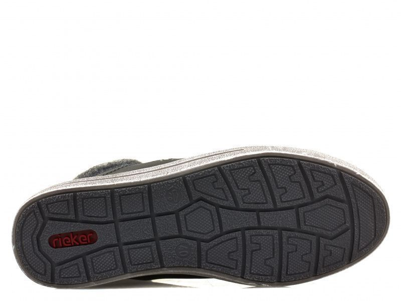 Ботинки для мужчин RIEKER RK556 , 2017