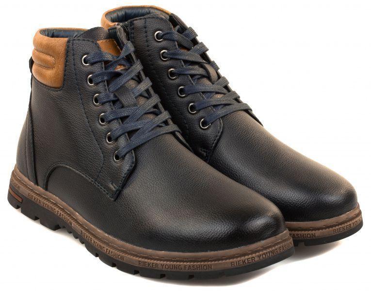 Ботинки для мужчин RIEKER RK564 цена, 2017