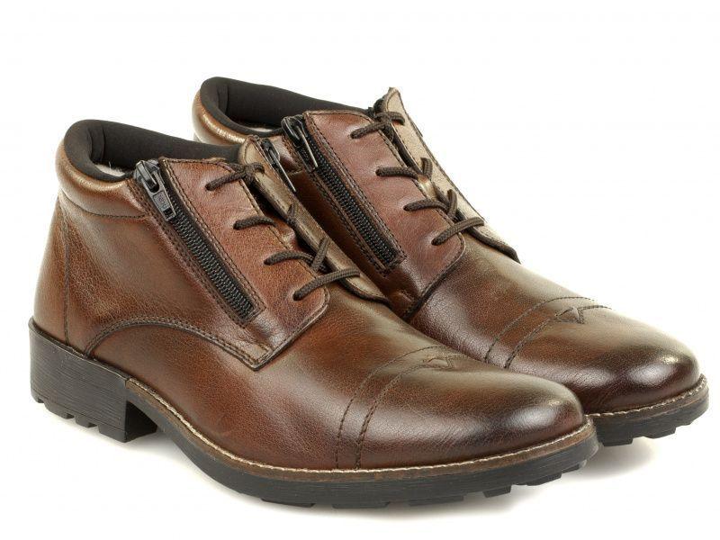Ботинки для мужчин RIEKER RK566 размеры обуви, 2017