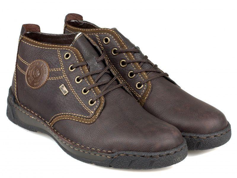 Ботинки для мужчин RIEKER RK574 размеры обуви, 2017