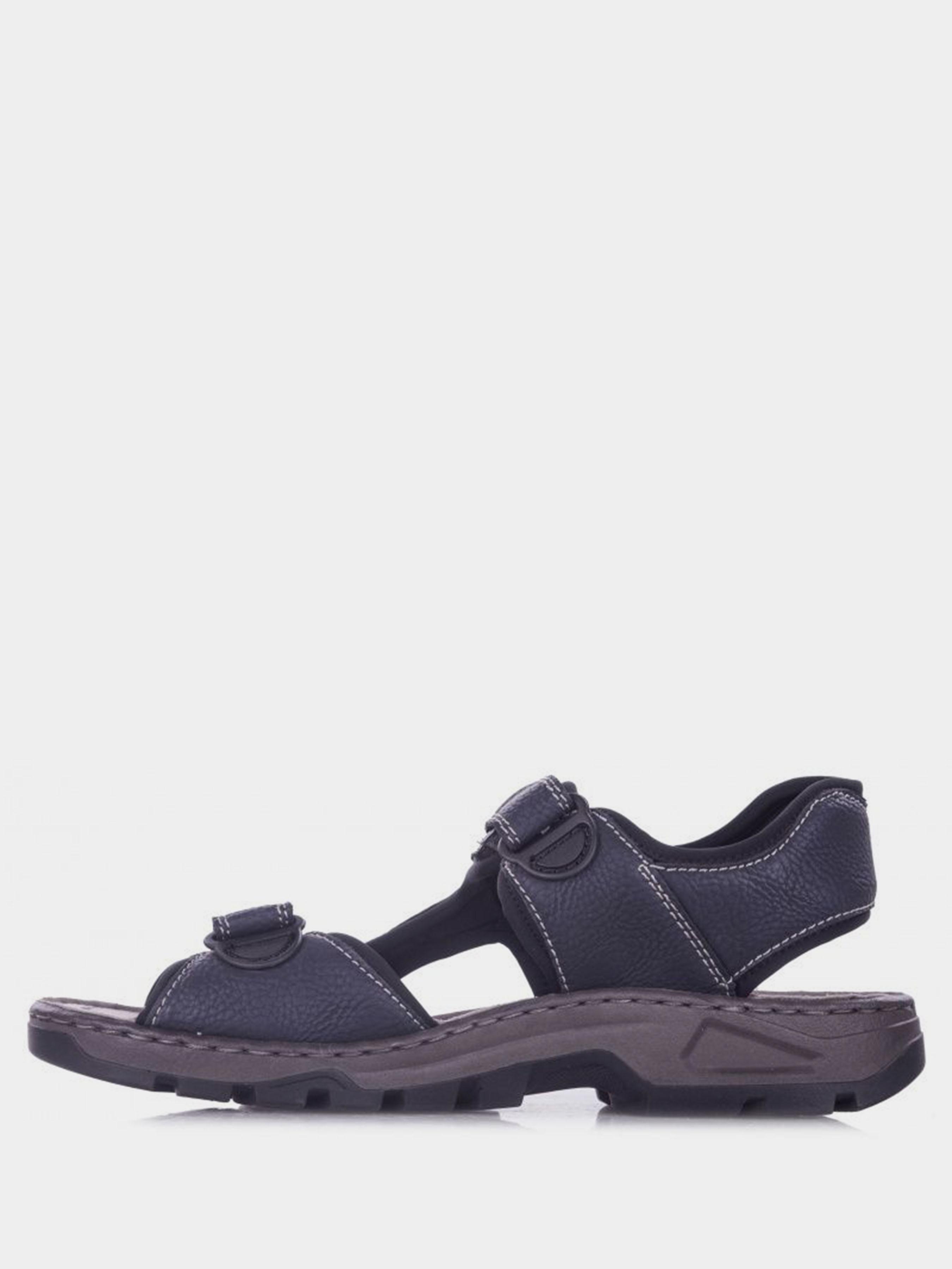 Сандалии для мужчин RIEKER RK582 размерная сетка обуви, 2017