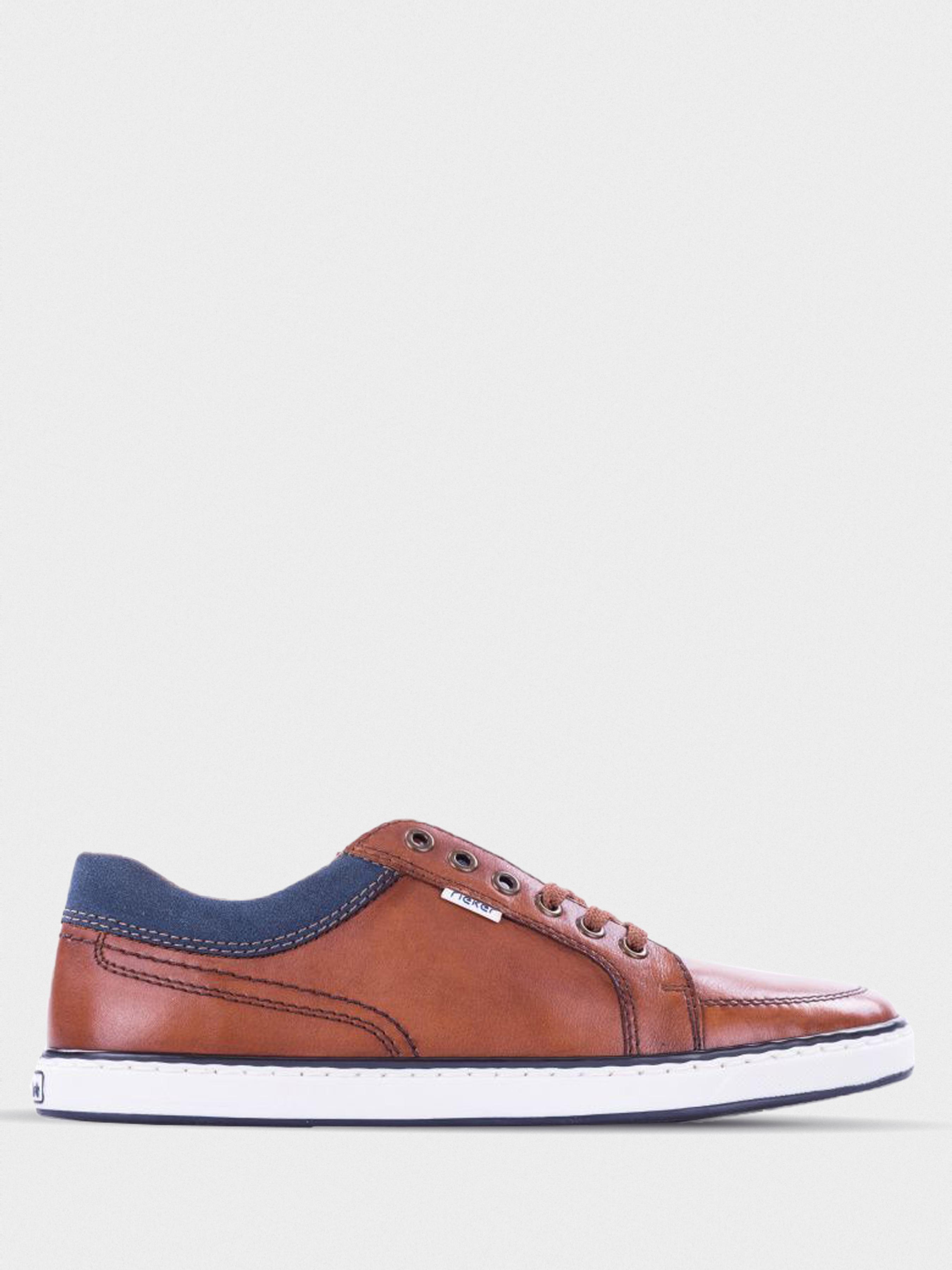 Полуботинки для мужчин RIEKER RK590 размеры обуви, 2017