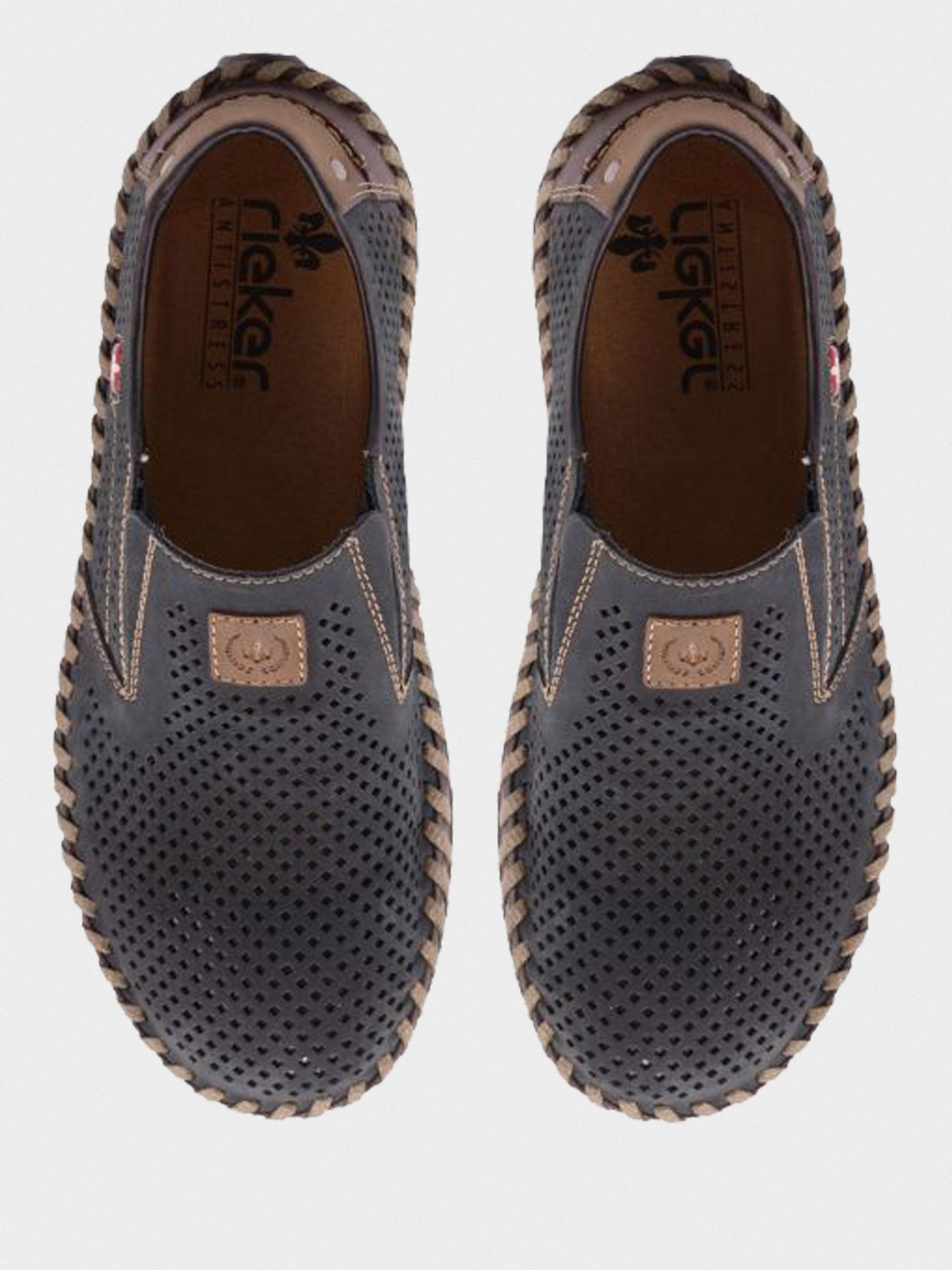 Полуботинки для мужчин RIEKER RK599 модная обувь, 2017