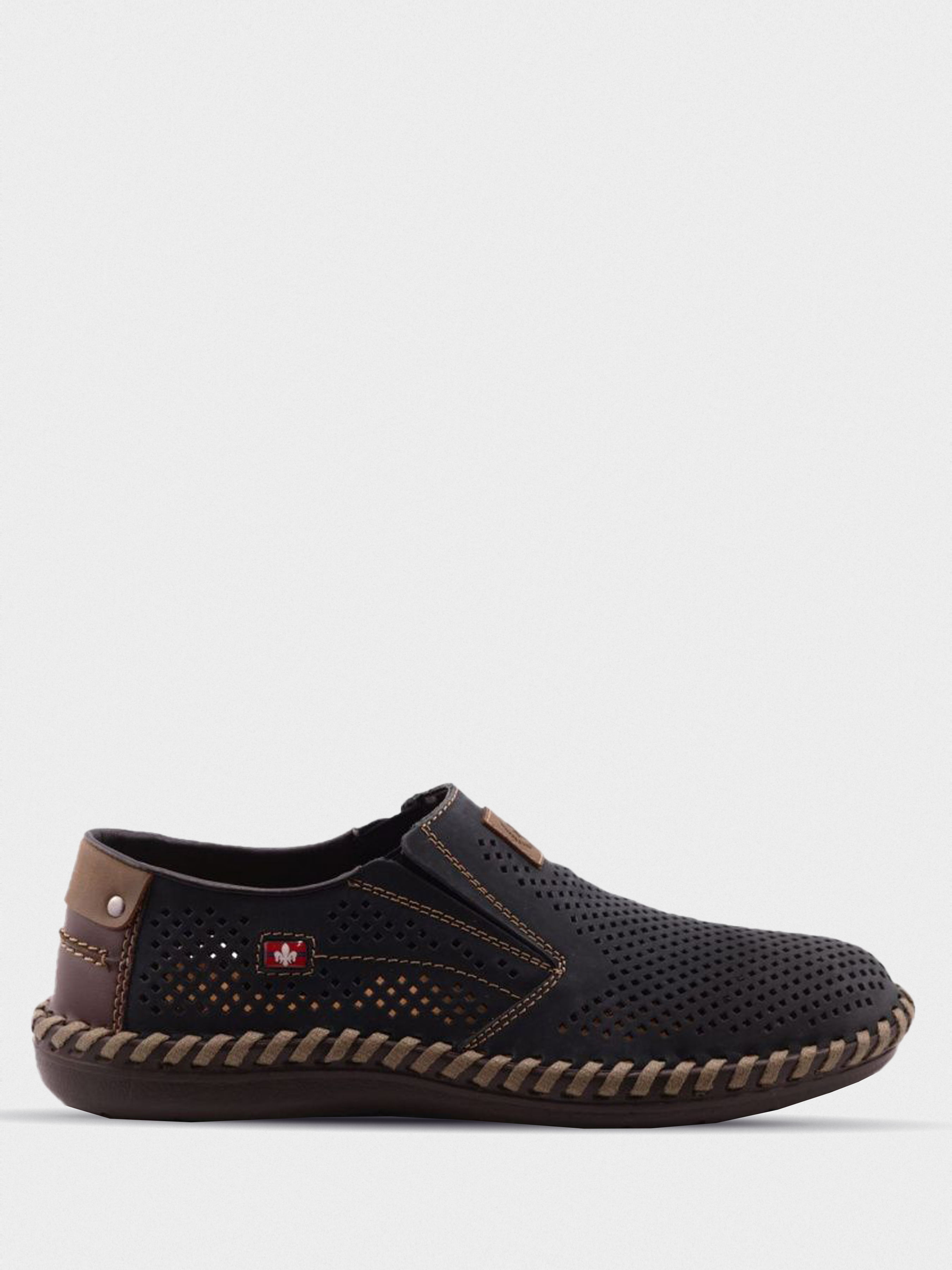 Полуботинки для мужчин RIEKER RK599 купить обувь, 2017