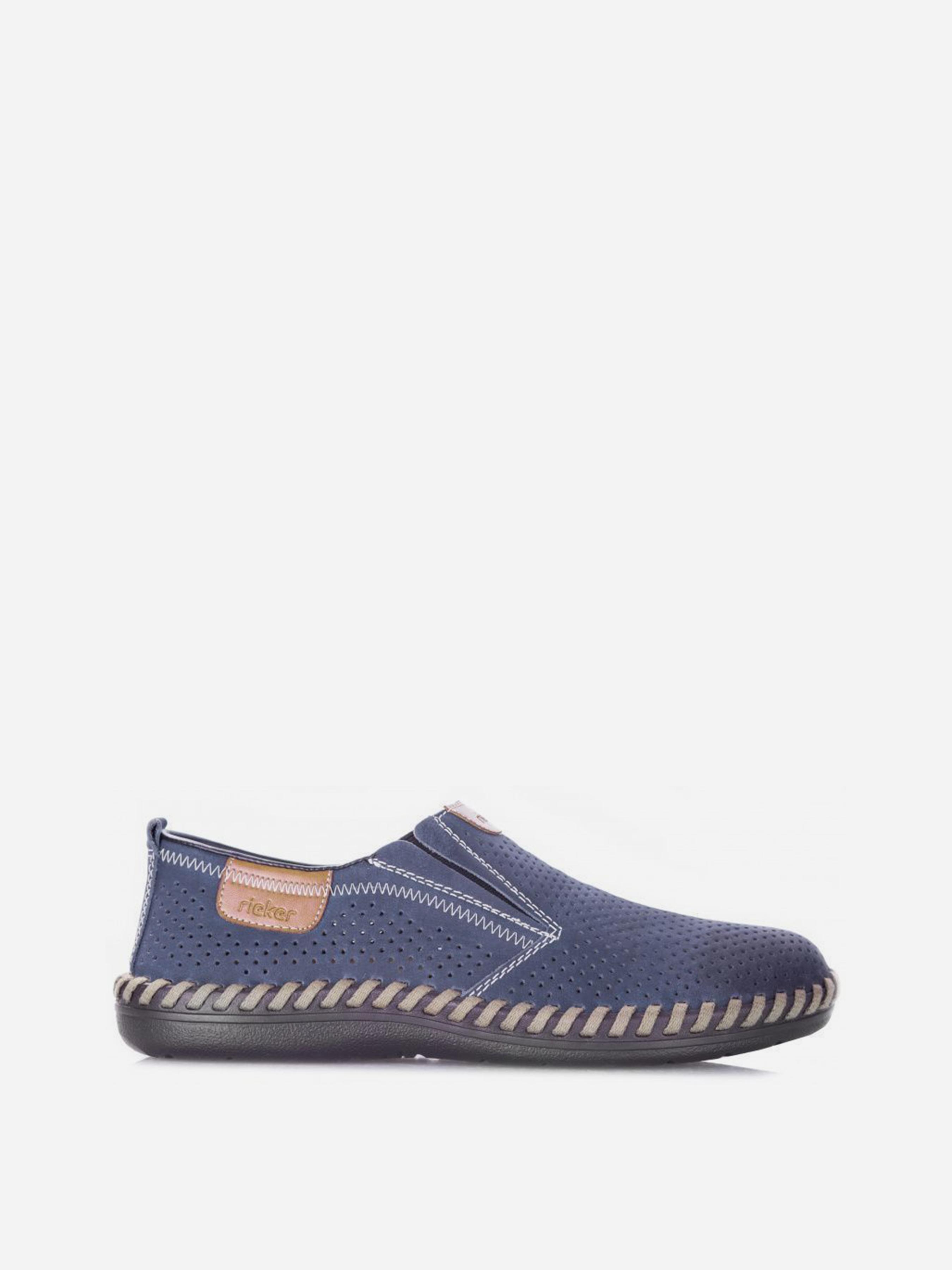 Полуботинки для мужчин RIEKER RK600 размеры обуви, 2017