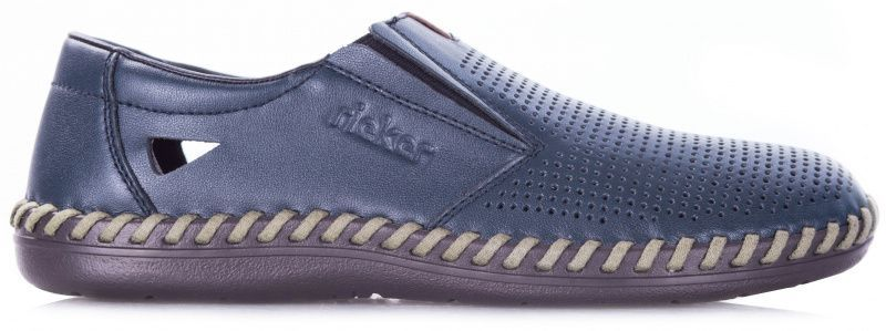 Полуботинки для мужчин RIEKER RK602 размеры обуви, 2017