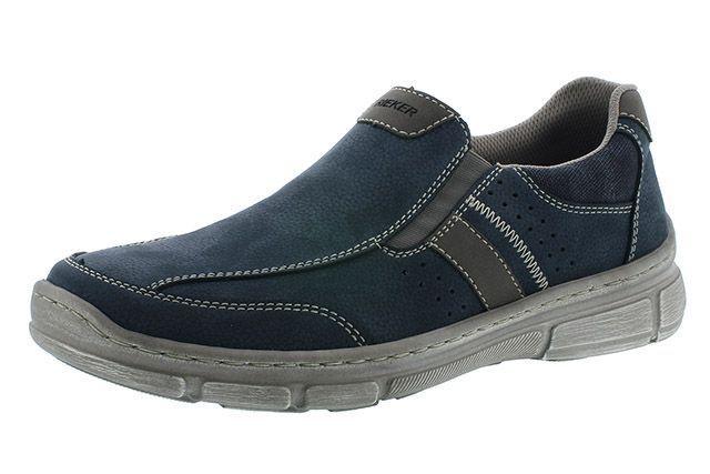 Полуботинки для мужчин RIEKER RK608 размеры обуви, 2017