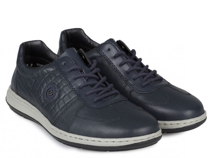 Полуботинки для мужчин RIEKER RK609 размеры обуви, 2017