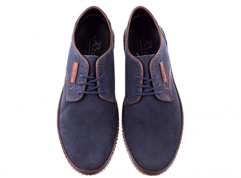 Полуботинки для мужчин RIEKER RK615 модная обувь, 2017