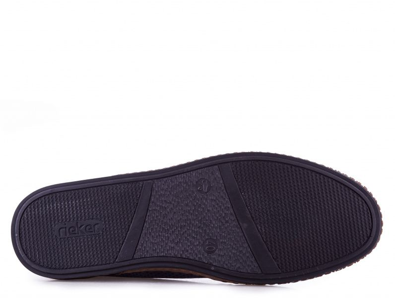 Полуботинки для мужчин RIEKER RK615 купить обувь, 2017