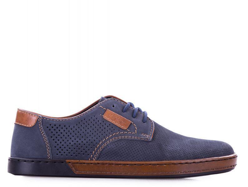 Полуботинки для мужчин RIEKER RK615 размеры обуви, 2017