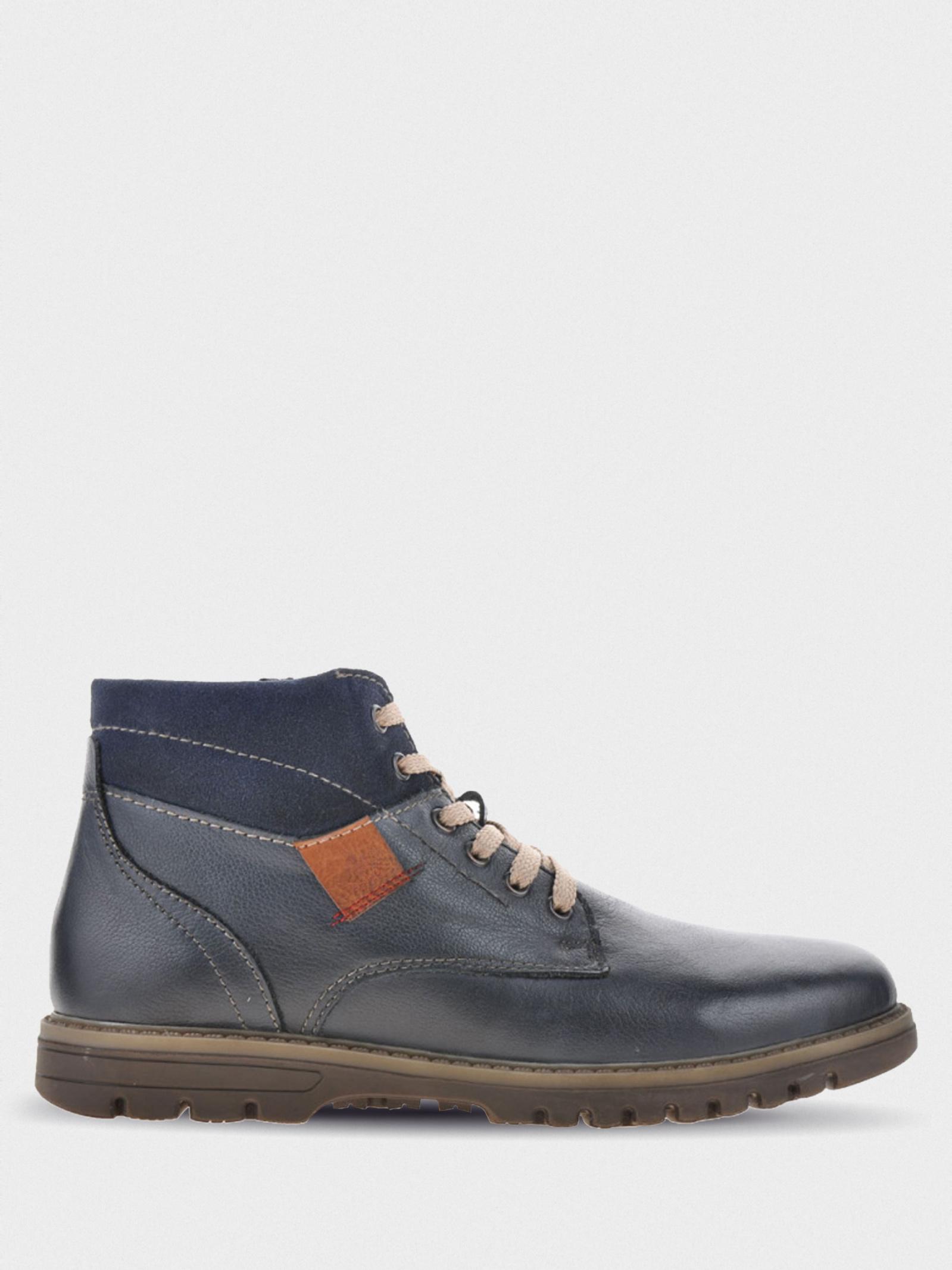 Ботинки для мужчин RIEKER RK628 цена, 2017