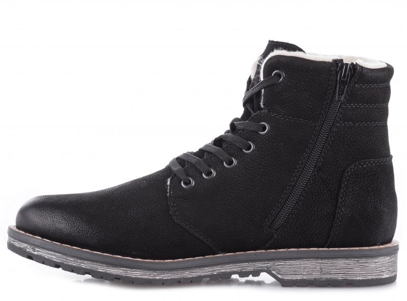 Ботинки для мужчин RIEKER RK636 брендовые, 2017