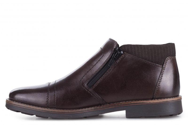 Ботинки для мужчин RIEKER RK646 брендовые, 2017