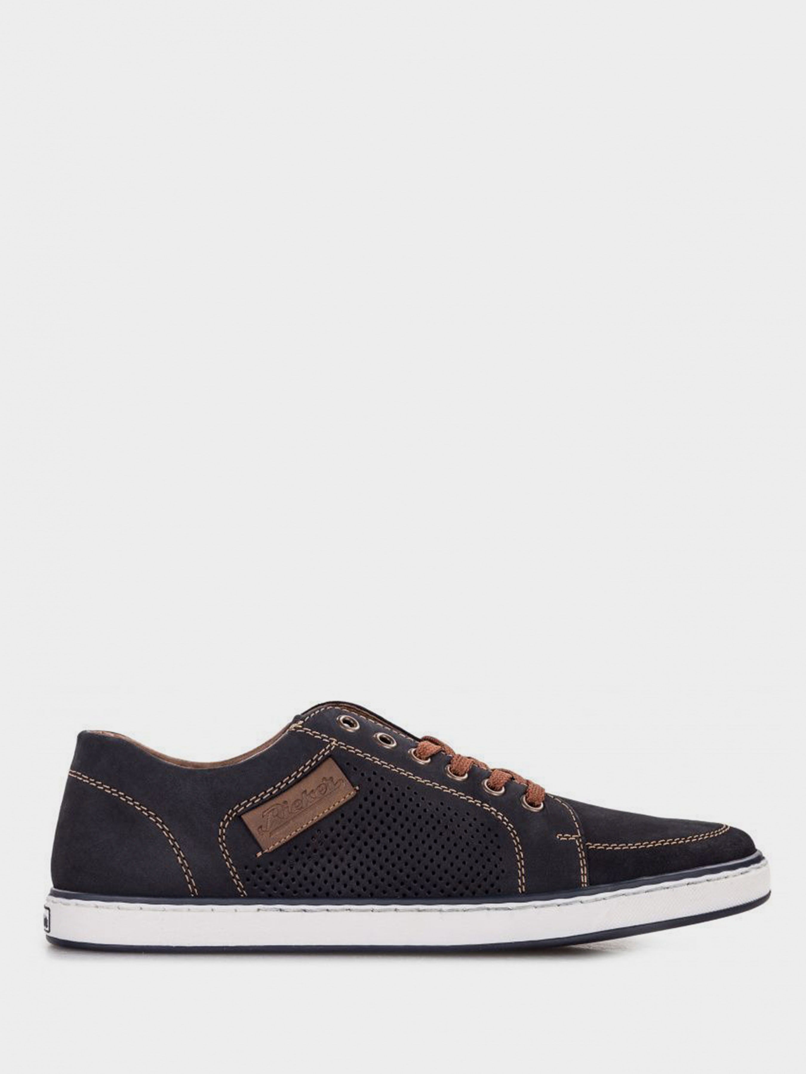 Полуботинки для мужчин RIEKER RK650 размеры обуви, 2017