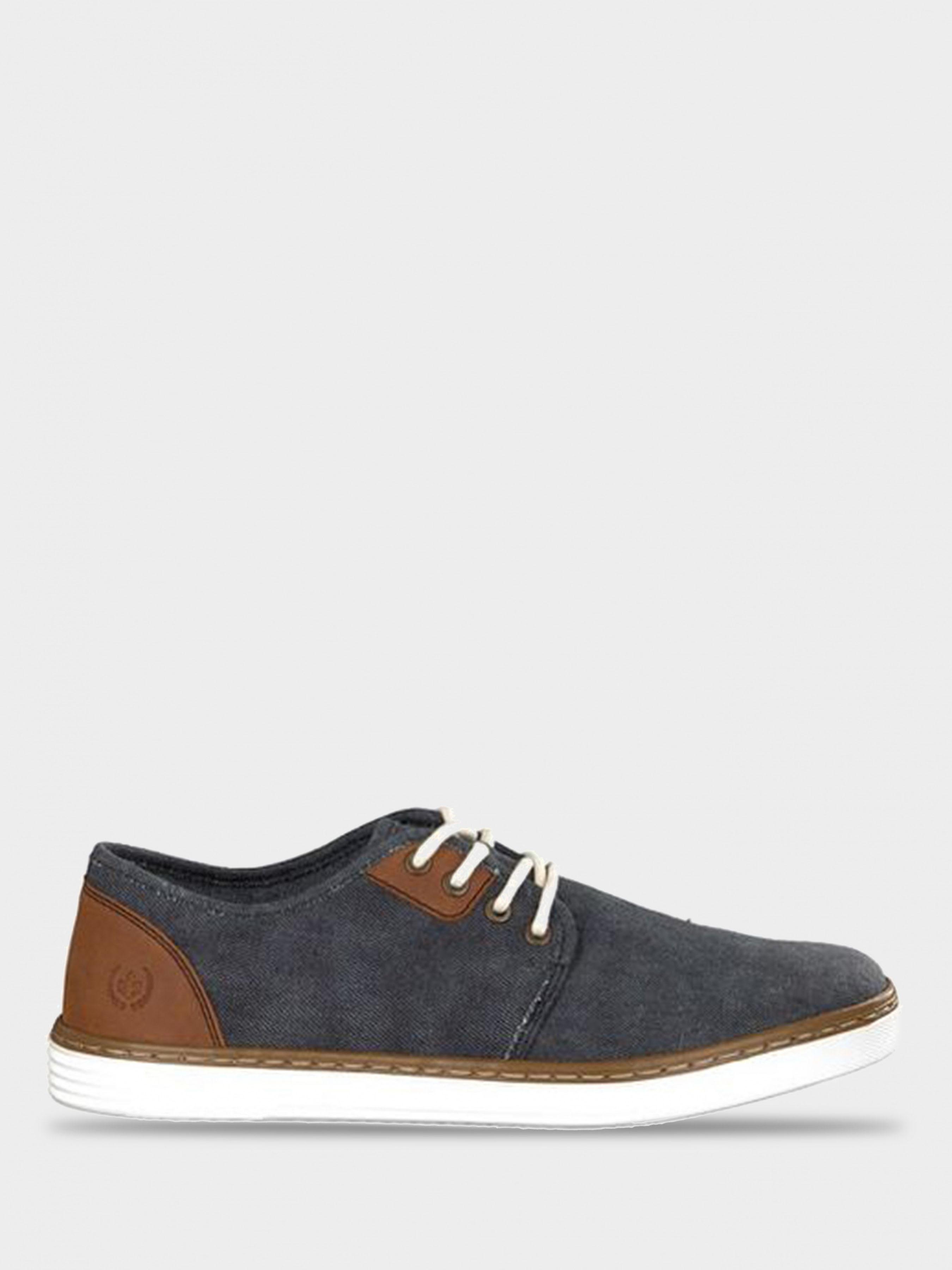 Полуботинки для мужчин RIEKER RK652 размеры обуви, 2017