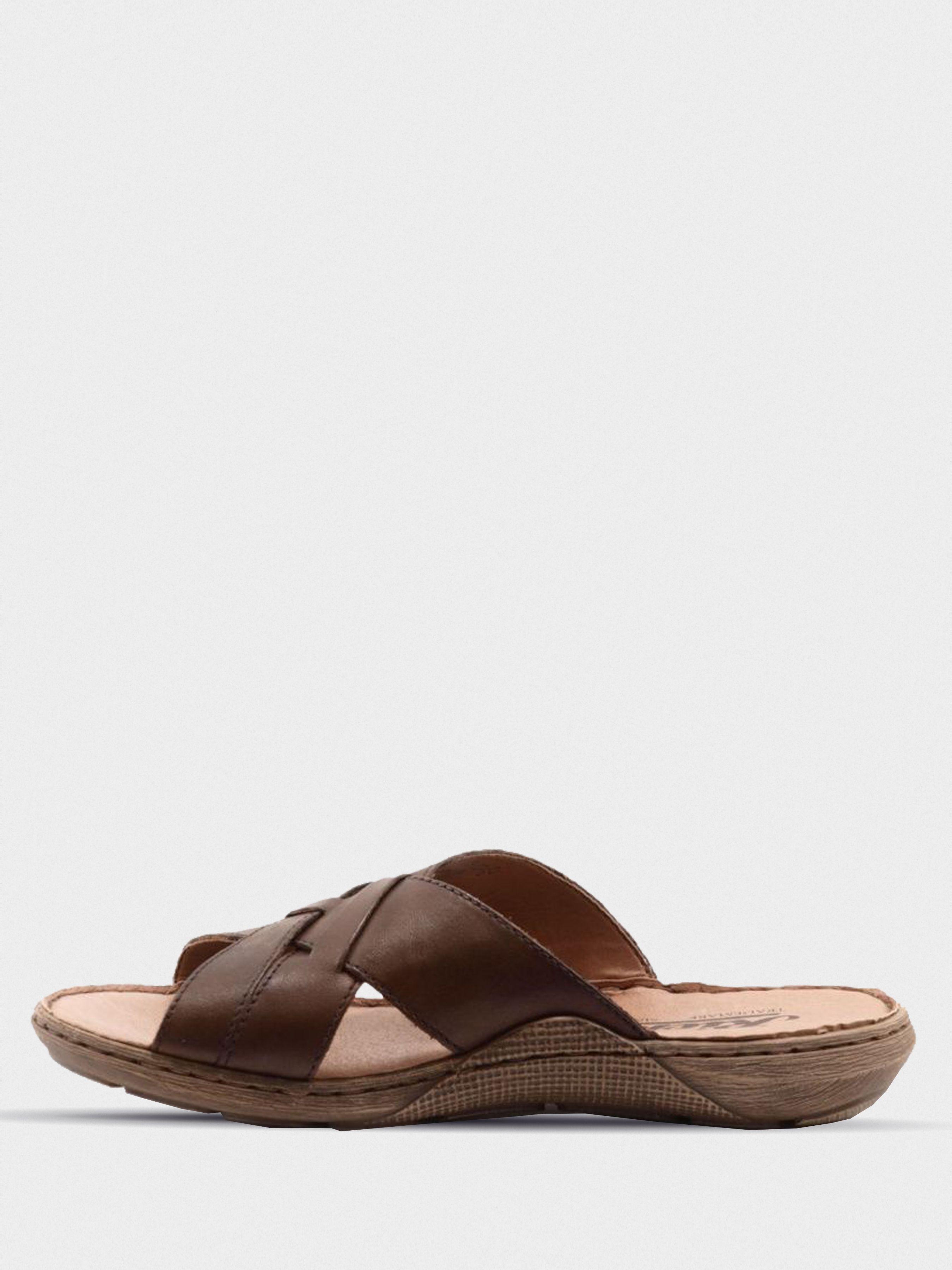 Шлёпанцы для мужчин RIEKER RK656 размерная сетка обуви, 2017