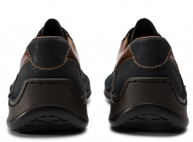Полуботинки для мужчин RIEKER RK666 модная обувь, 2017