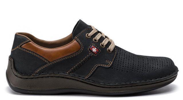 Полуботинки для мужчин RIEKER RK666 размеры обуви, 2017