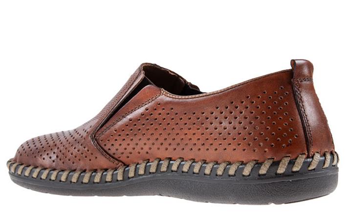 Cлипоны для мужчин RIEKER RK680 размерная сетка обуви, 2017