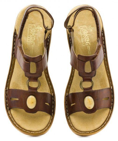 Босоножки для женщин RIEKER PR RT79 купить обувь, 2017