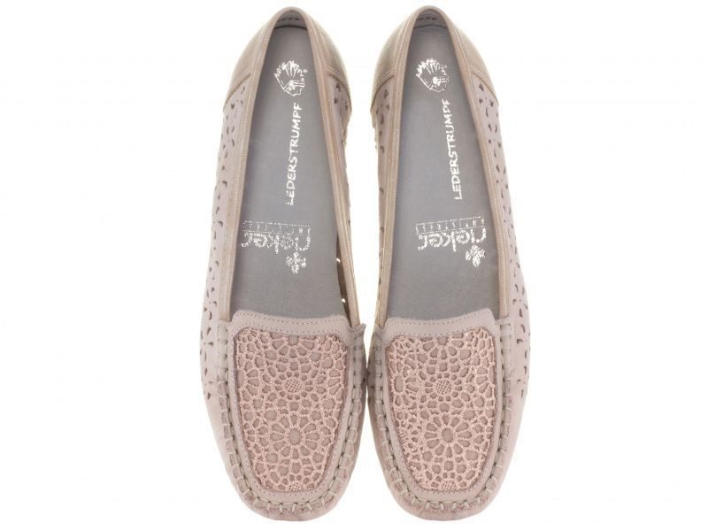 Туфли для женщин RIEKER RW1001 брендовые, 2017