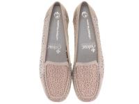 Мокасины для женщин RIEKER 40087(31) модная обувь, 2017